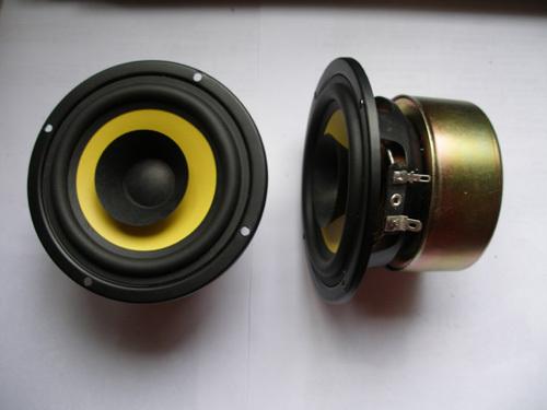 Nanoelectronic [ group ] professional speaker manufacturers QND105-88X 4-inch round pots full range speaker unit(China (Mainland))