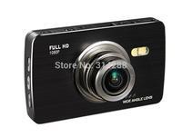 "Free shipping 2014Car DVR GT600 Full HD 1080P 2.7"" LCD Car black box Recorder with G-sensor WDR Night vision Car Video Recorder"