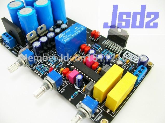 Hi-fi2.0 LM4766T + LM1036