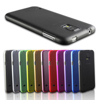 10 colors case for Samsung Galaxy S5  i9600  0.3mm Ultra Thin Slim  matte Clear  phone case cover  free shipping