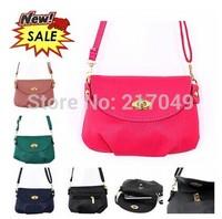 Free shipping 2014 New Fashion Women's Handbag Satchel Shoulder leather Messenger Cross Body Bag Purse Tote Bags Wholesale