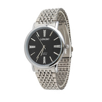 LONGBO Sport Brand Hot Promotions Top Luxury New Rhinestone Fashion Jewelry Casual Men Steel Quartz Watch 8805B