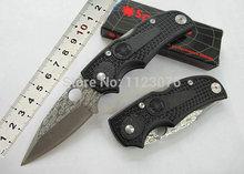 wholesale damascus hunting knife