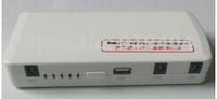 10pcs/lot 15000mAh Multi-Function Emergency Car Power Bank for Laptop PC Mobile Phone Car Jump Starter External Battery Charger