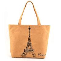Canvas  2014 new influx of students handbag shoulder bag big bag of letters shopping bags