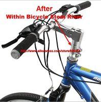 Bicycle Stem Riser Bicycle Fork Stem Handlebar Fork Stem Adaptor Extender Head Up Adaptor TOTTA