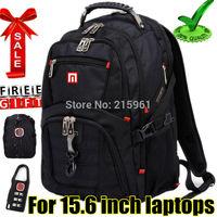 2014 Men Swisslander,SwissGear,swiss Army Laptop backpack,Computer backpack,15.6 inch Laptop bags,school backpack,notebook case