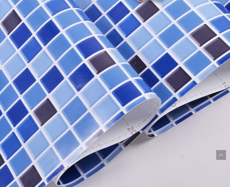 Online kopen wholesale water moza eken uit china water moza eken groothandel - Deco mozaieken badkamer ...
