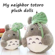 popular totoro plush doll