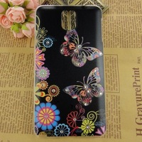 1pcs Freeshipping  Hard Case Cartoon Case For samsung note 3 mobile phone case