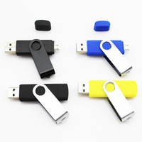 Multi function OTG Mobile Flash Drives smart phone2-in-1 micro usb u disk flash disk for mobile phone 1GB/2GB/4GB/8GB/16GB/32GB