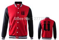 2014 Unkut hoodies Mens Baseball  Jacket, Diamond Supply Men leather sweatshirt ,Hip Hop coats,Unkut  Free Shipping Pink dolphin
