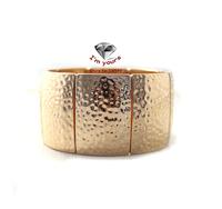 JZ44 Accessories wholesale brand sense golden 21 contracted wide bracelet 2pcs/lot