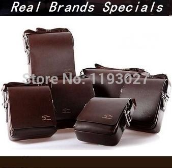 men Messenger Bags shoulder bags man's bag big promotion genuine Kangaroo leather shoulder bag casual fashion briefcase(China (Mainland))