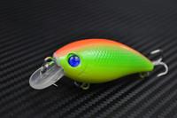 2014 new hot Free Shipping 6.5cm 8.5g 2pcs Dive Fishing Lures Minnow Crank Bait Crankbait Tackle Treble Hook