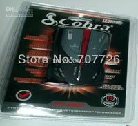 original XRS 9880 Digital Radar Laser Detector show speed frequency 15 Band English Russian Car free shipping