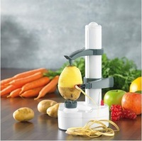 1pc/lot,  electric Rotato Express peeler apple potato fruit peeler automatically Guapi knife