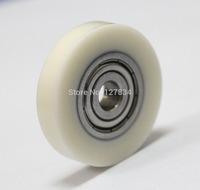 China S626 2z stainless steel sliding door roller stainless steel pulley 6x30x6mm Door roller wheel