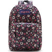 2014 New Fashion Backpacks MAN / WOMAN Sport Lips / Dairy cow  Hot Sale School Bag