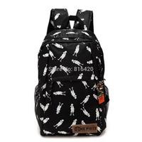 2014 New Fashion Backpacks MAN / WOMAN One Piece Sport  Anime Hot Sale School Bag