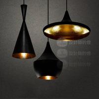 Lamp brief modern bar counter fashion French stair single head lamp pendant light