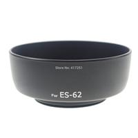 ES-62 Lens Hood for Canon EOS EF 50mm f/1.8 II ES62 bayonet Lens Twist Lock
