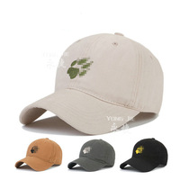 Baseball caps wholesale Outdoor cotton hat shading wild line cap wholesale men and women