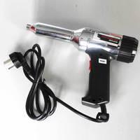 500W 220V 50~450 Degree Temperature Adjustable Electric Plastic Welding Torch Gun Machine