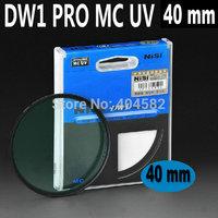 Free shipping NISI 40mm MC UV ,40mm NISI ultrathin PRO 1D(W) Wide Slim MC UV Filter for FUJI X10 X20