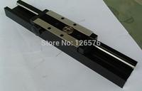 High speed linear guide blocks, three wheel slider block SVGB15UU-3 for SVGR15 linear guide rail