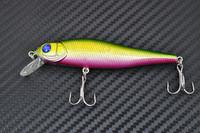 2014 new hot Free Shipping Super Quality 11.5g/9.5cm 3pcs Hard Bait Crankbait Minnow Fishing lures Bass Fresh Salt water