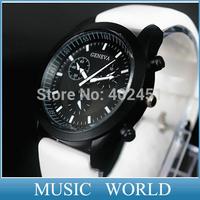 Casual watch 2014 geneva wristwatches unisex Fashion Jelly silicone Quartz watch geneva watch men women Analog wristwatches