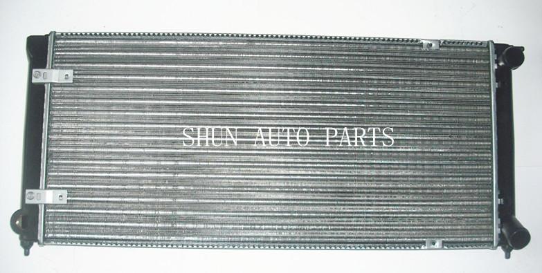 auto radiator OEM:191.121.251C MECHENICAL TYPE RADIATOR COOLING SYSTEM brazing radiator(China (Mainland))