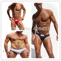 2014  Men Underwear Rufskin Male Vintage Sexy Cotton Brief Underpants S M L New Hot  free shipping