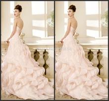 chiffon bridal dress price