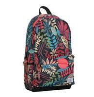 Harajuku retro print eaves shoulder bag Japan backpack