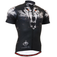 FIXGEAR Men's Summer Ride service Bicycle print Short sleeve Jerseys Breathable Professional Cycling Suit Quality Free Shipping