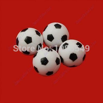 "B86""4pcs 32mm Soccer Table Foosball B"