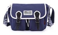 8 colors unisex flap pocket messenger bag men shoulder bags for women sports bags brand KAUKKO ZP03