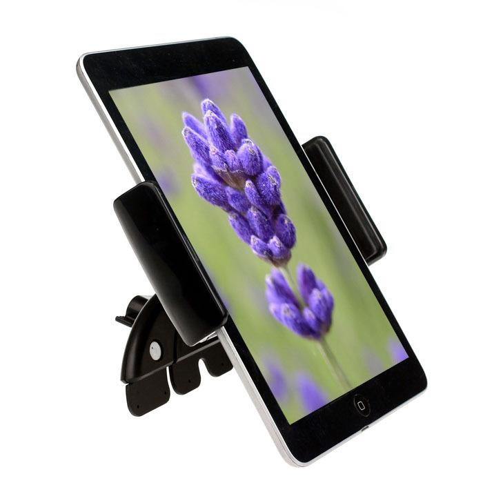 selljimshop 2014 Universal Car CD Mount Holder For ipad mini Tablet PC GPS 7 Inchjimshopping(China (Mainland))