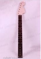 1 guitar Neck New Rose wood electric Guitar Neck 24.75'' 22 fret