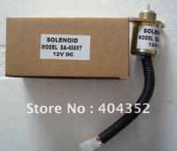 1503ES-12A5UC5S Shutdown solenoid valve SA-4569-T FOR Kubota shutdown switch,DHL/FEDEX cheap&fast shipping