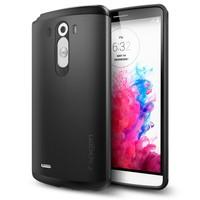 High quality Spigen SGP Case for LG G3 Slim Armor Hard cell Phone Cover Bags for g3 D830 D850 ultra thin Hybrid Neo shell