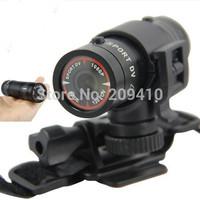 Action Camera Full HD DVR Sport DV 1080P Helmet Waterproof Camera 1.5inch G Senor Gopro Motor Mini DV 120 Wide Angle