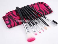 Makeup brush  Brush sets professional New product Makeup brush 30 Colour makeup Tools / Cheek is red brush / powder paint 7 pens
