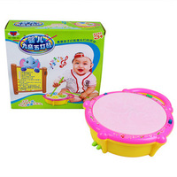 2014 new baby kids electric hand drum music drum toy musical pat drum early suitable 1- 3 years old,educational Children toys