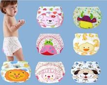 baby underwear boy gril children kids pants cotton shorts baby training pants panties unisex top quality baby toddler 5pcs/lot 1(China (Mainland))