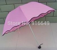 Top Quality umbrella, Pink umbrella for sunny and rainy day, woman umbrella