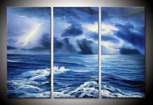 wholesale blue painting