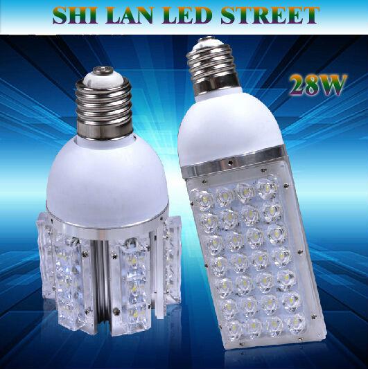 Lampen e40 led straßenbeleuchtung 28w 85-265v